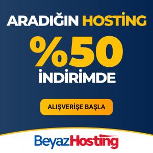 hosting indirimi
